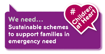 Manifesto demand: emergency help for families