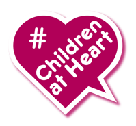 Children at Heart logo