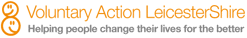 Voluntary Action LeicesterShire logo