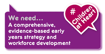 Manifesto demand: early years strategy and workforce