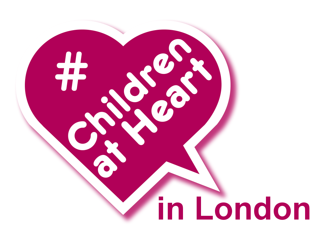 Children at Heart in London logo