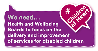 Manifesto demand: Health & Wellbeing Board focus on SEND