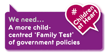 Manifesto demand: family test