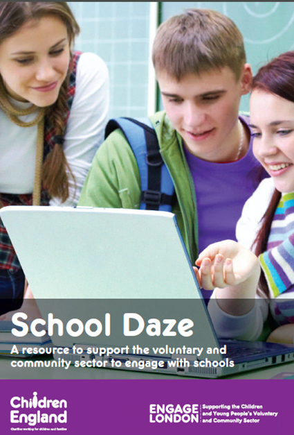 Cover image - School Daze
