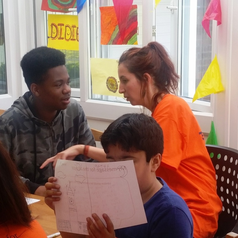 Young people in Waltham Forest contribute to the Mayors strategy