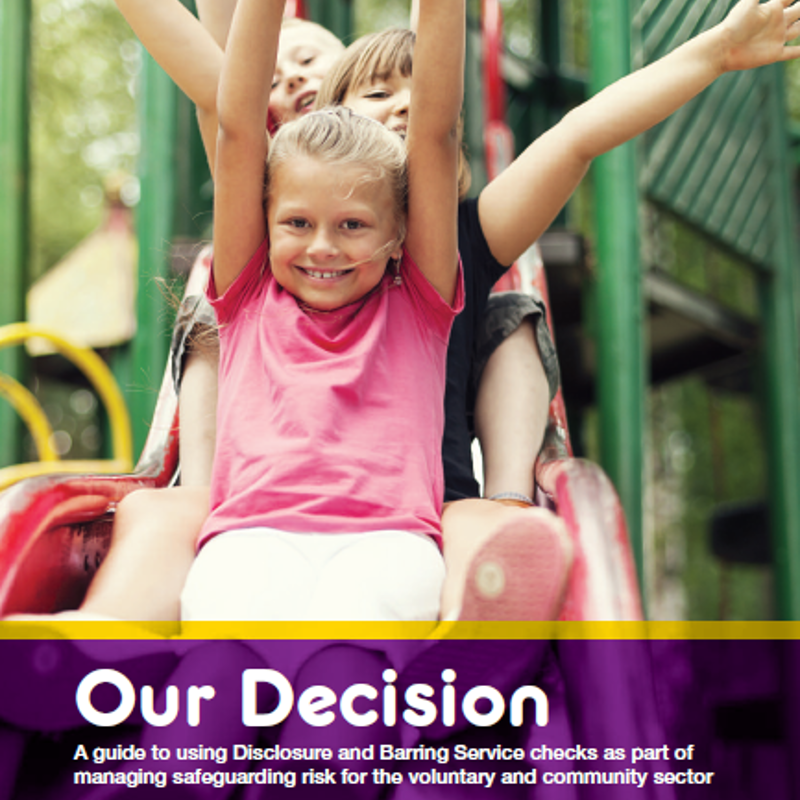Our Decision guide - cover image