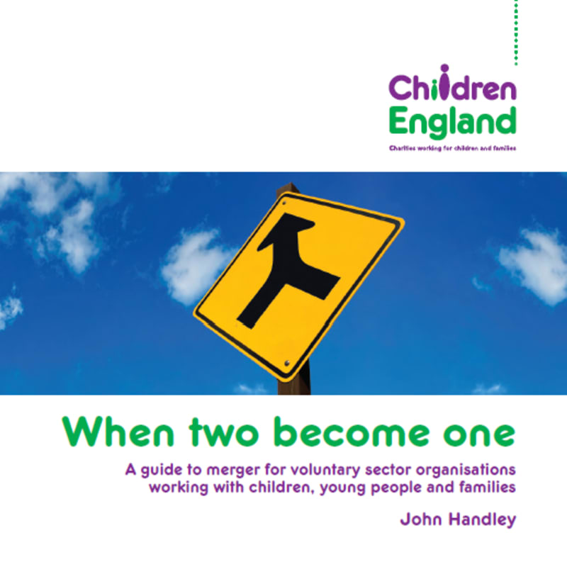 Cover image - When Two Become One