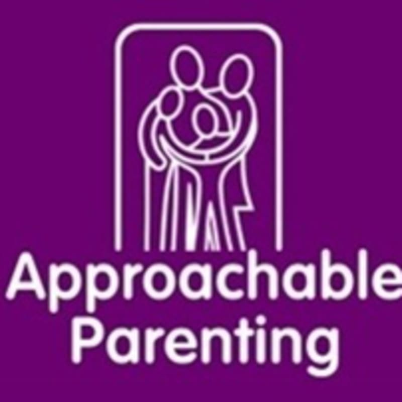 Approachable Parenting logo - cropped