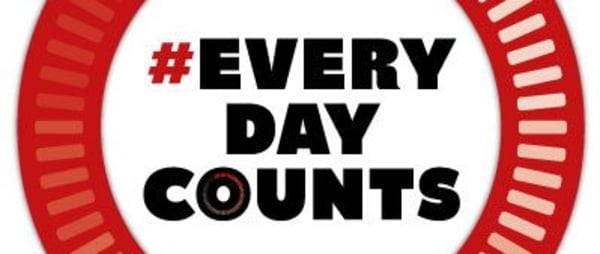 #EveryDayCounts campaign logo