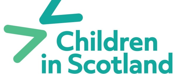 Children in Scotland logo