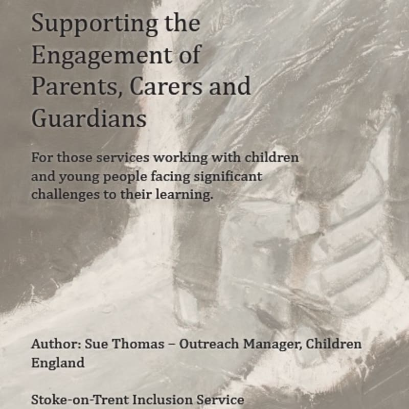 Supporting the Engagement of Parents, Carers and Guardians